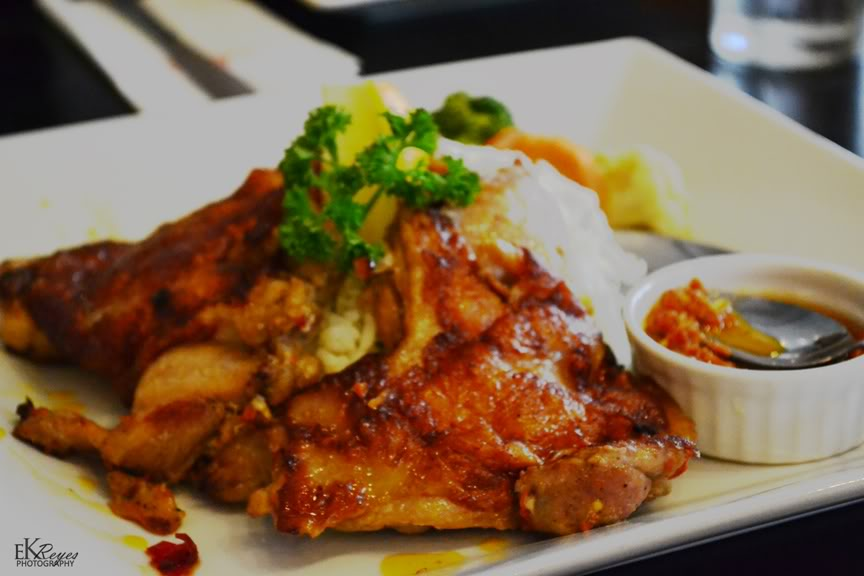 Peri-Peri Chicken at O'Sonho is a must try!