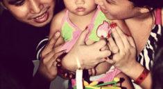 first birthday at Club Manila East