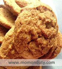 Lactation Speculoos Cookies