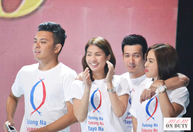 ABS-CBN Stars in Sagip Kapamilya Benefit Concert