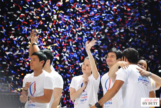 ABS-CBN Stars in Sagip Kapamilya Benefit Concert 2