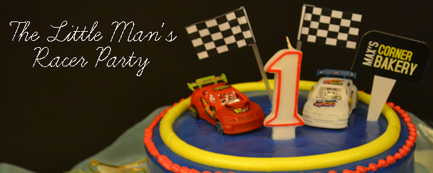 The Little Man's 1st Birthday and Max's Restaurant Kiddie Party Packages