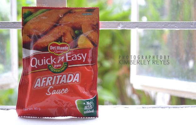 Del Monte Quick N Easy Afritada Sauce
