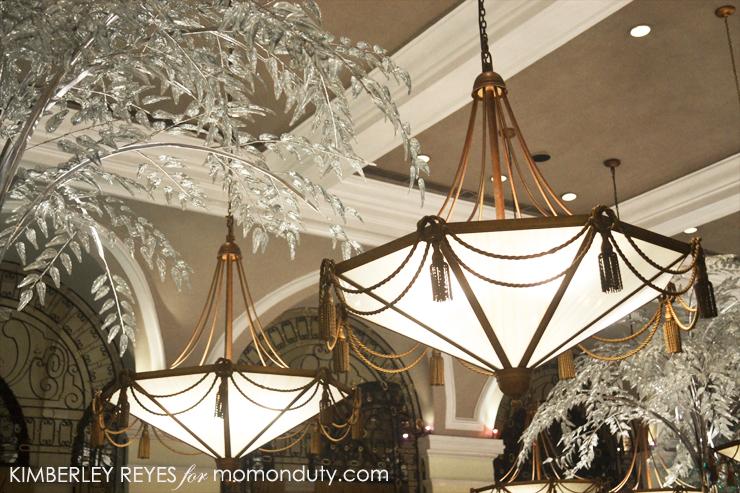 Manila Hotel Champagne Room