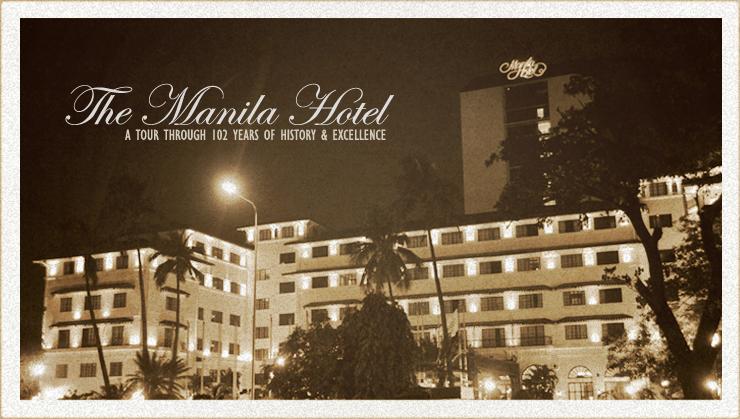 My Manila Hotel Tour