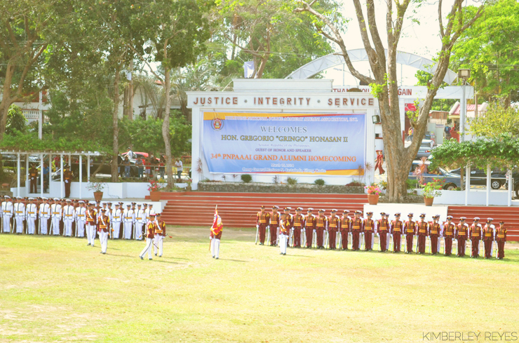 PNPA Alumni Homecoming 2014
