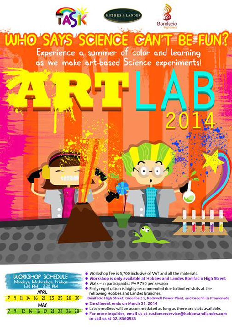 TASK Art Lab 2014