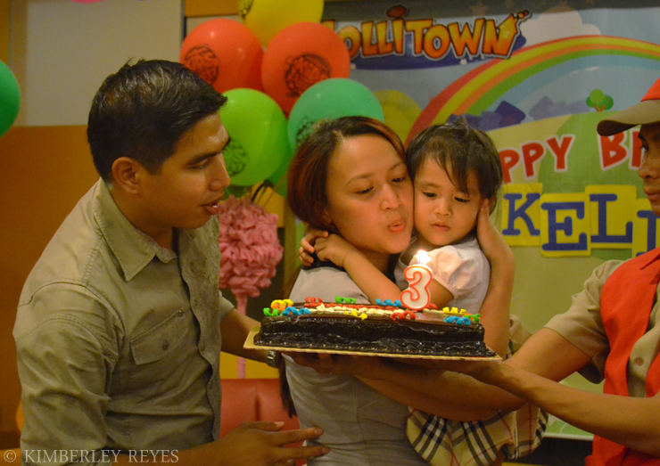 Jollibee Party Package – The Princess' 3rd Birthday in Tuguegarao