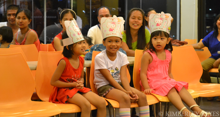 jollibee birthday party 6