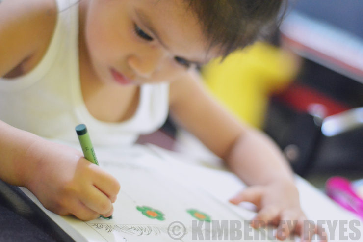 writing in preschool