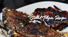 No Fail Grilled Tilapia Recipe