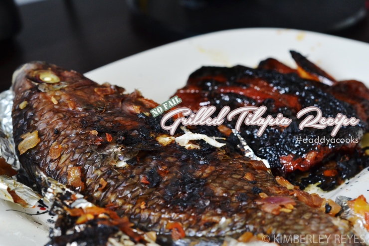 No Fail Grilled Tilapia Recipe