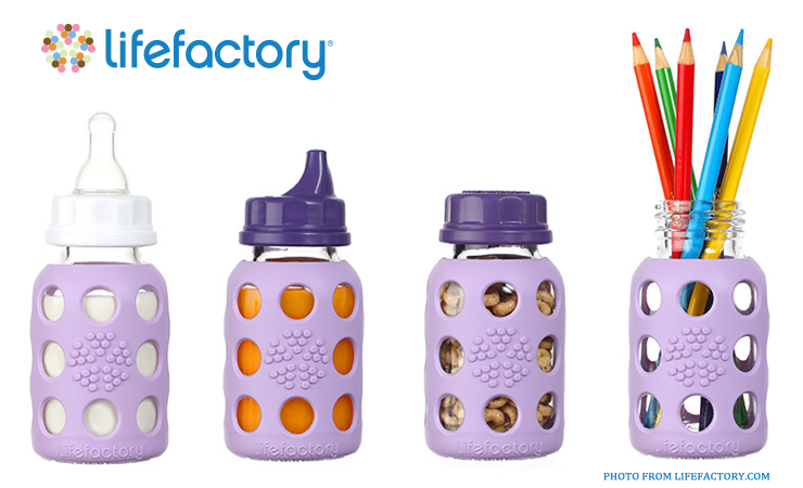 Lifefactory Baby Bottles