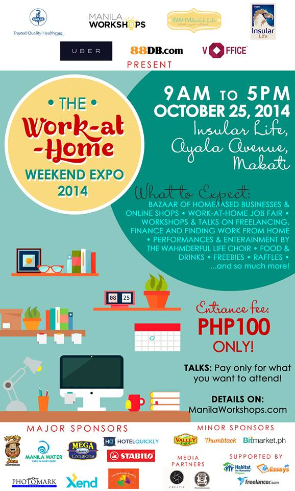 work-at-home expo 2014