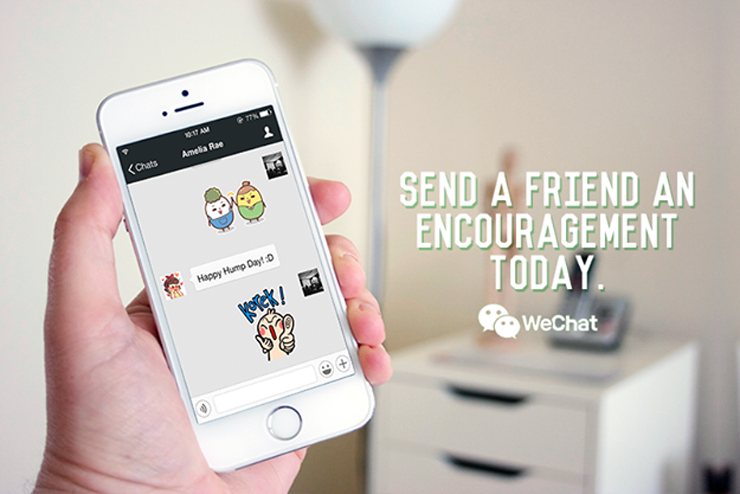 WeChat Wants to Treat You On Your Next Movie Date!