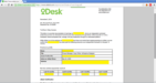 How To Get Your Proof of Income from oDesk