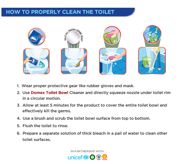 one million clean toilets campaign