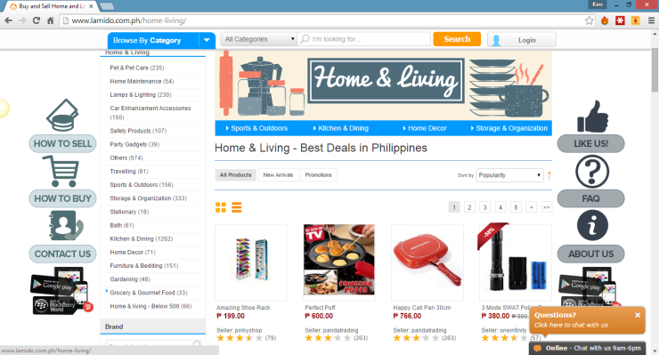 Lamido Philippines Gives Mompreneurs A Platform to Earn Some Keep