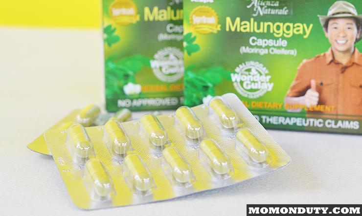 malunggay capsule