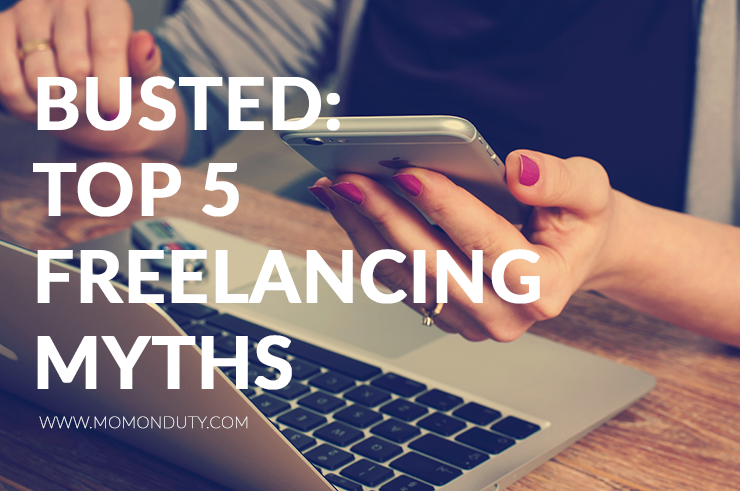 FREELANCING MYTHS