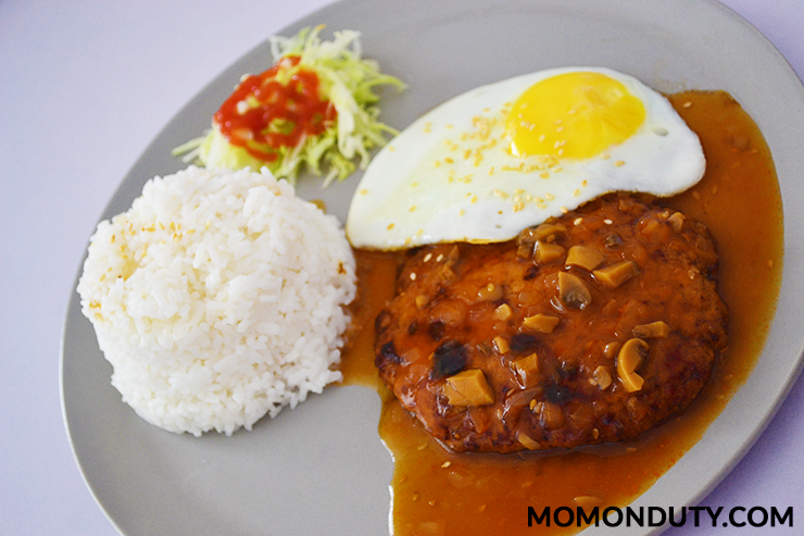 YOULS BURGER STEAK