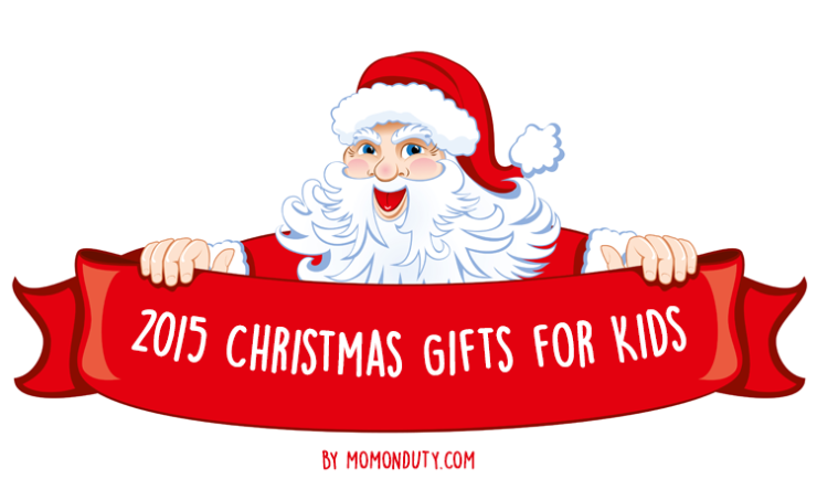 2015 Christmas Gift Guide for Kids