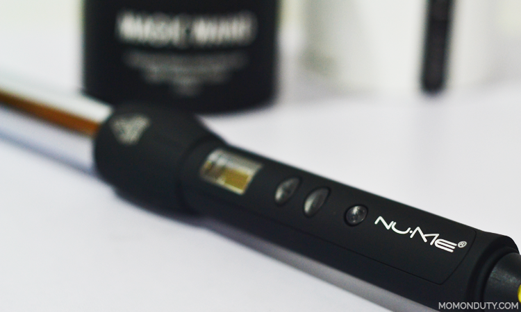 Get Beautiful Curls with the NuMe Magic Wand