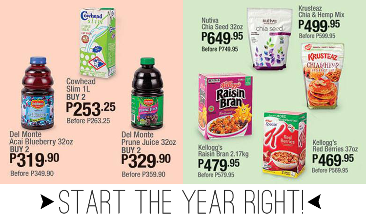 Start the Year Right: You'll #LoveSNR for these healthy deals!