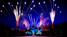 The fireworks display at Hong Kong Disneyland will be grander, bigger, more colorful.