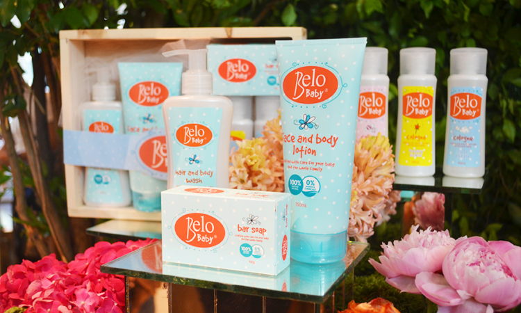 Belo Baby is now out in supermarkets!