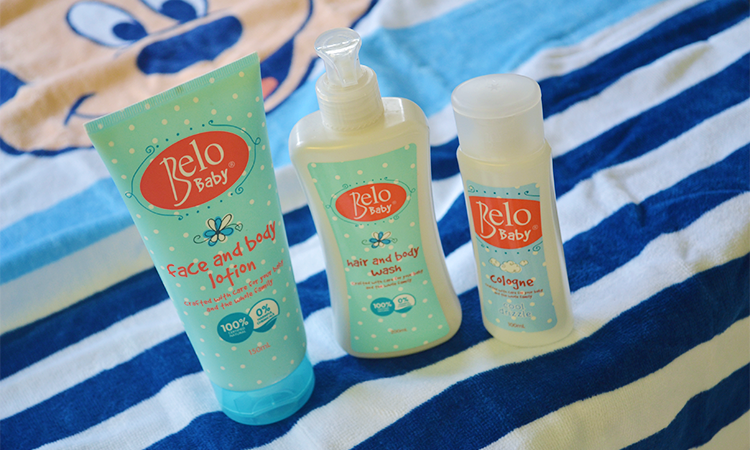 Belo Baby Skin Care for Kids