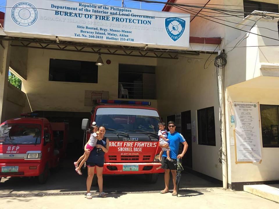 Boracay Fire Station