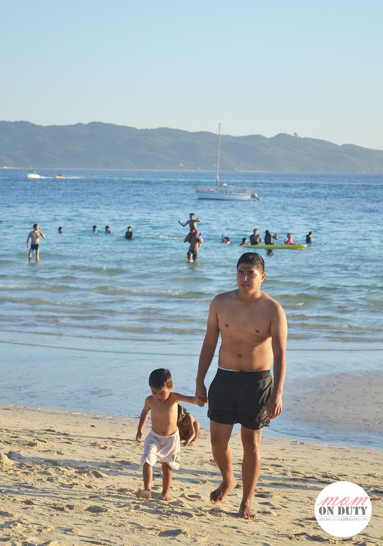 Boracay Family Holiday