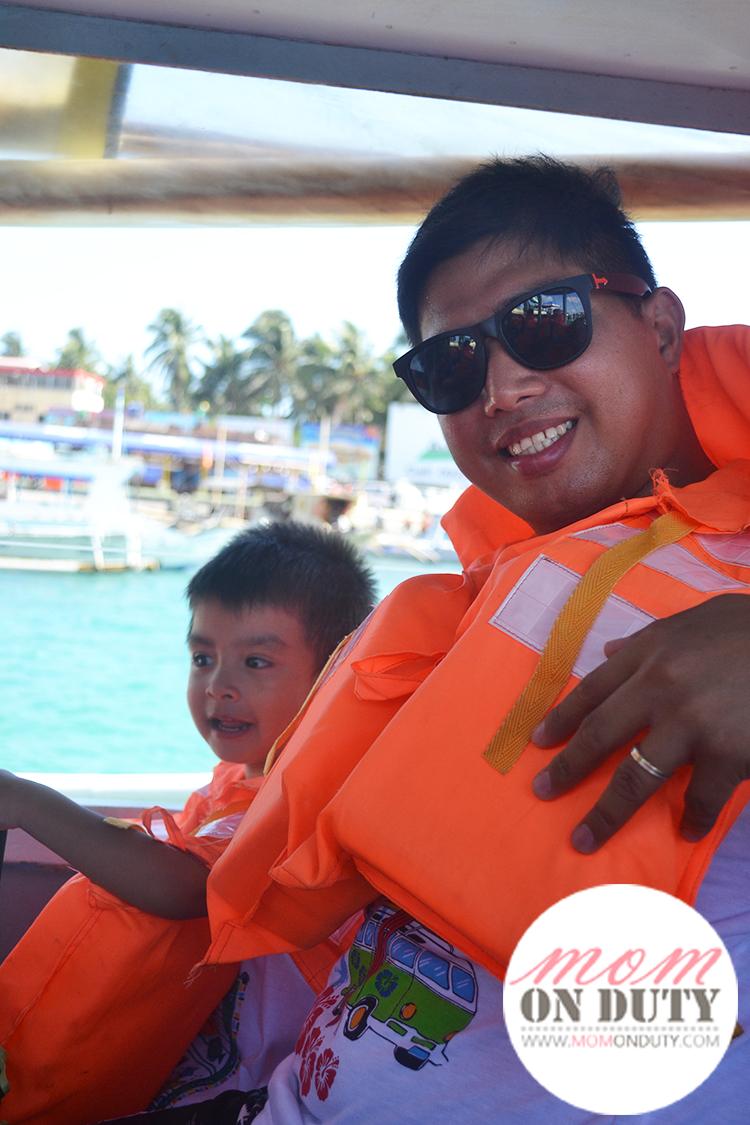A spontaneous trip to Boracay.