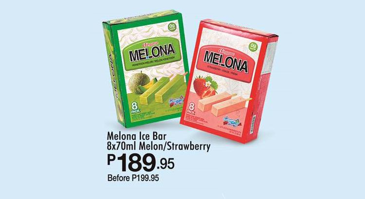 Melona Ice Bar at S&R