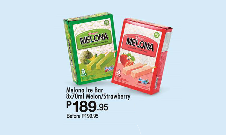Melona Ice Bar at S&R