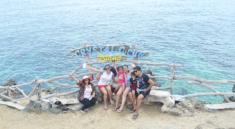 Family travel to Boracay