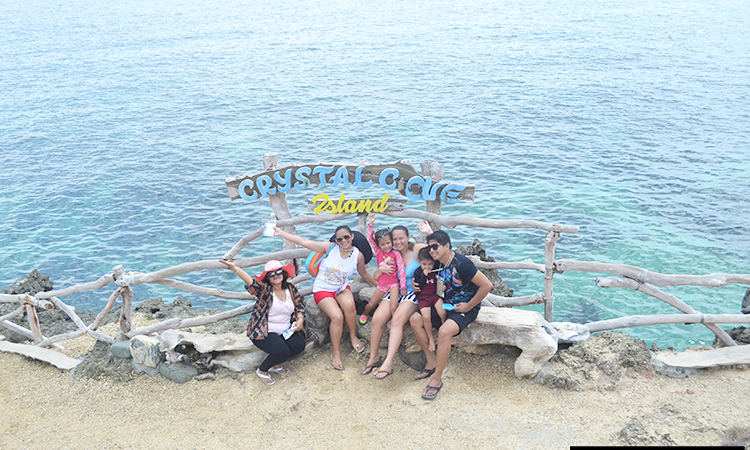 Family travel to Boracay