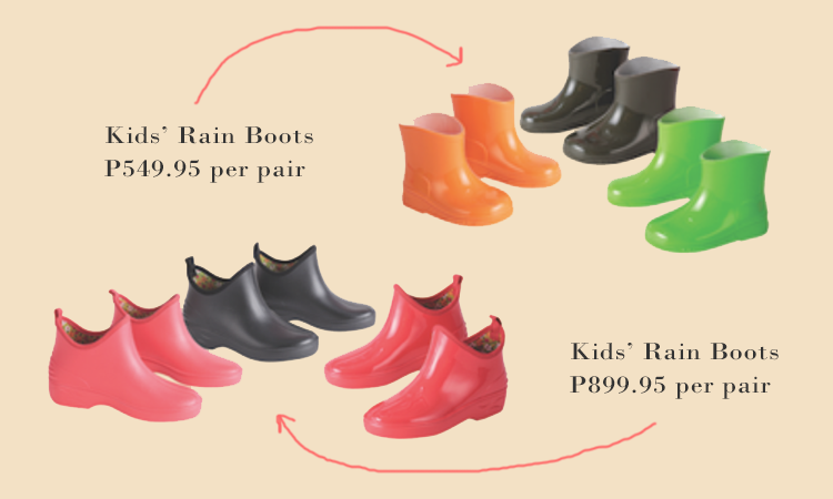 Kids Boots - Mom Blog Philippines - Mom On Duty