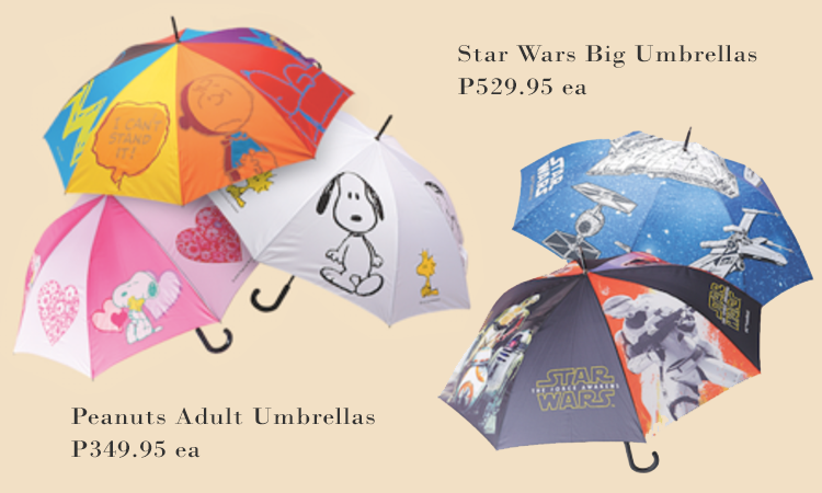 Umbrellas for the Rainy Weather - Mom Blog Philippines - Mom On Duty