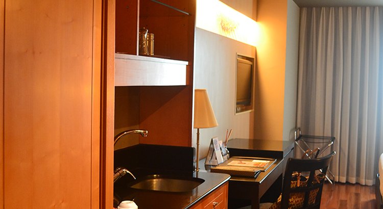 The Bellevue Manila, a family friendly hotel in Alabang.