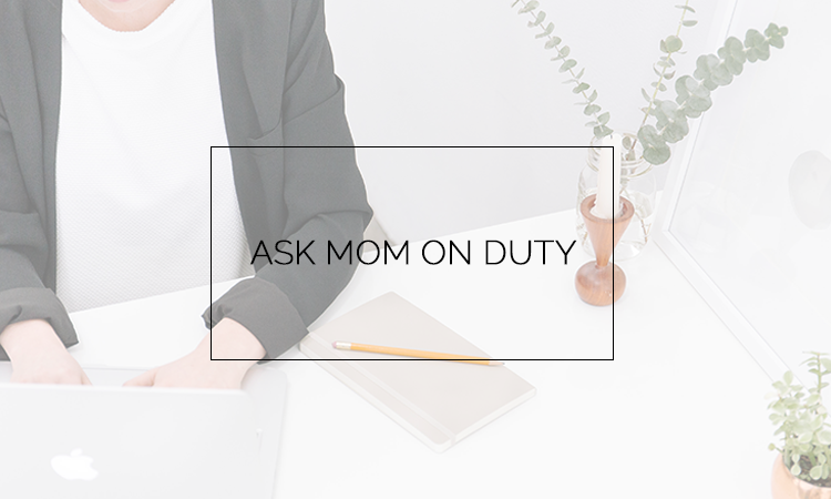 "Ask Mom On Duty: ""How do I prepare for full-time freelancing?"""