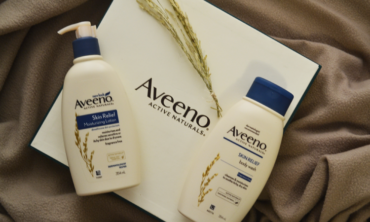 Aveeno Skin Care Line