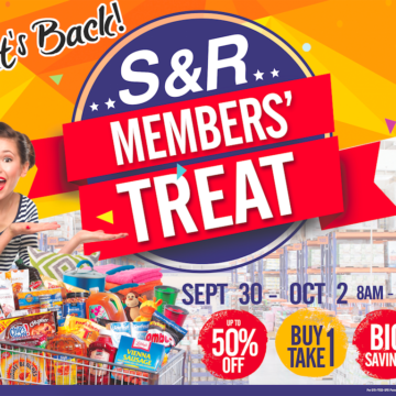 S&R Sale for Members