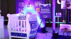 Johnson's Baby launched the Tonight We Sleep app to help parents establish a bedtime routine for their baby.