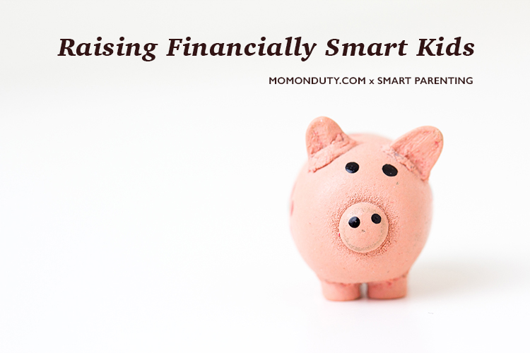 Are you raising financially smart kids? Here are some tips for moms from financial experts.