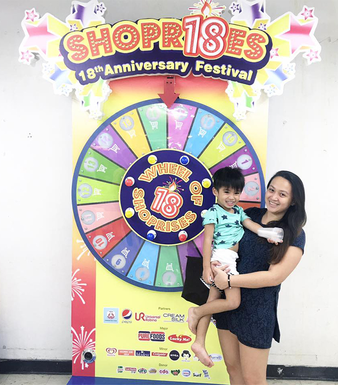 Grocery Shopping Just Got Better At Shopwise's Shopr18es 18th Anniversary Festival