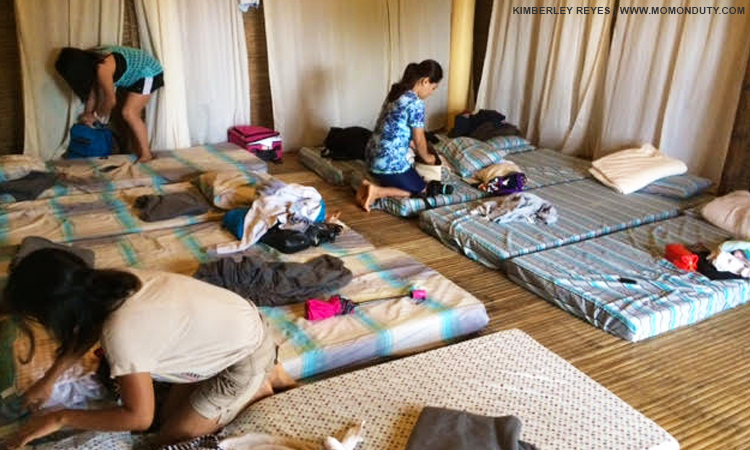 Mountain Lake Resort offers accommodation for big groups at reasonable prices. | www.momonduty.com