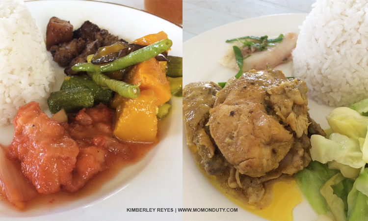 Mountain Lake Resort in Cavinti, Laguna offers farm to table dining for guests. | www.momonduty.com