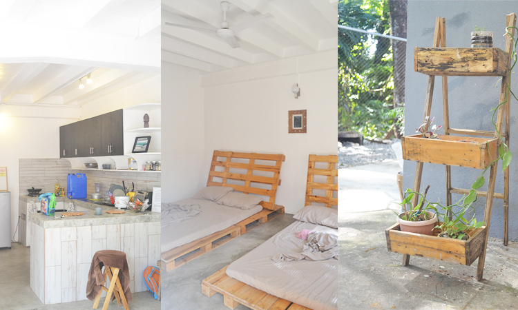 Airbnb Subic Apartment with the rainforest in the backyard